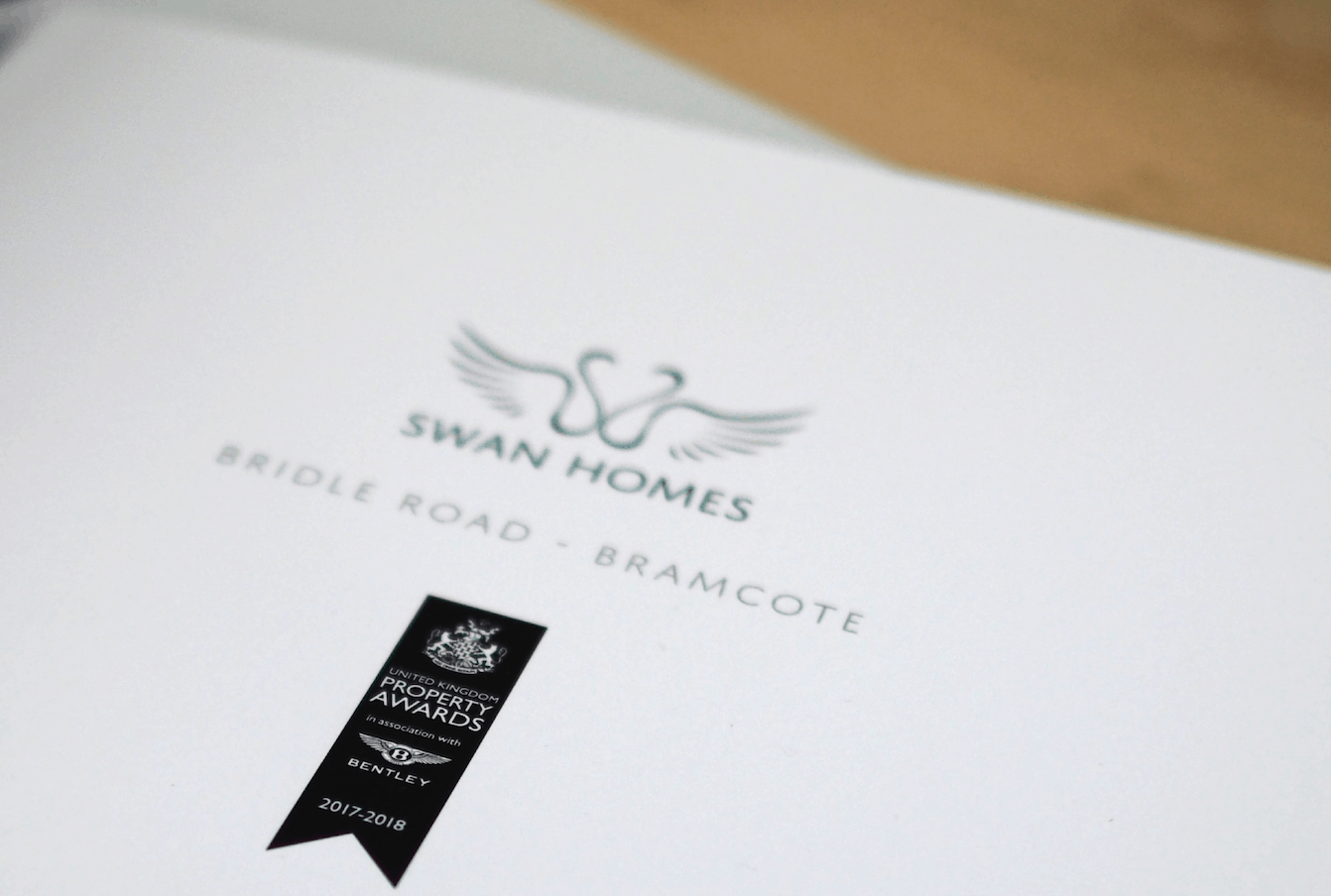 Sales brochure for Bramcote development released