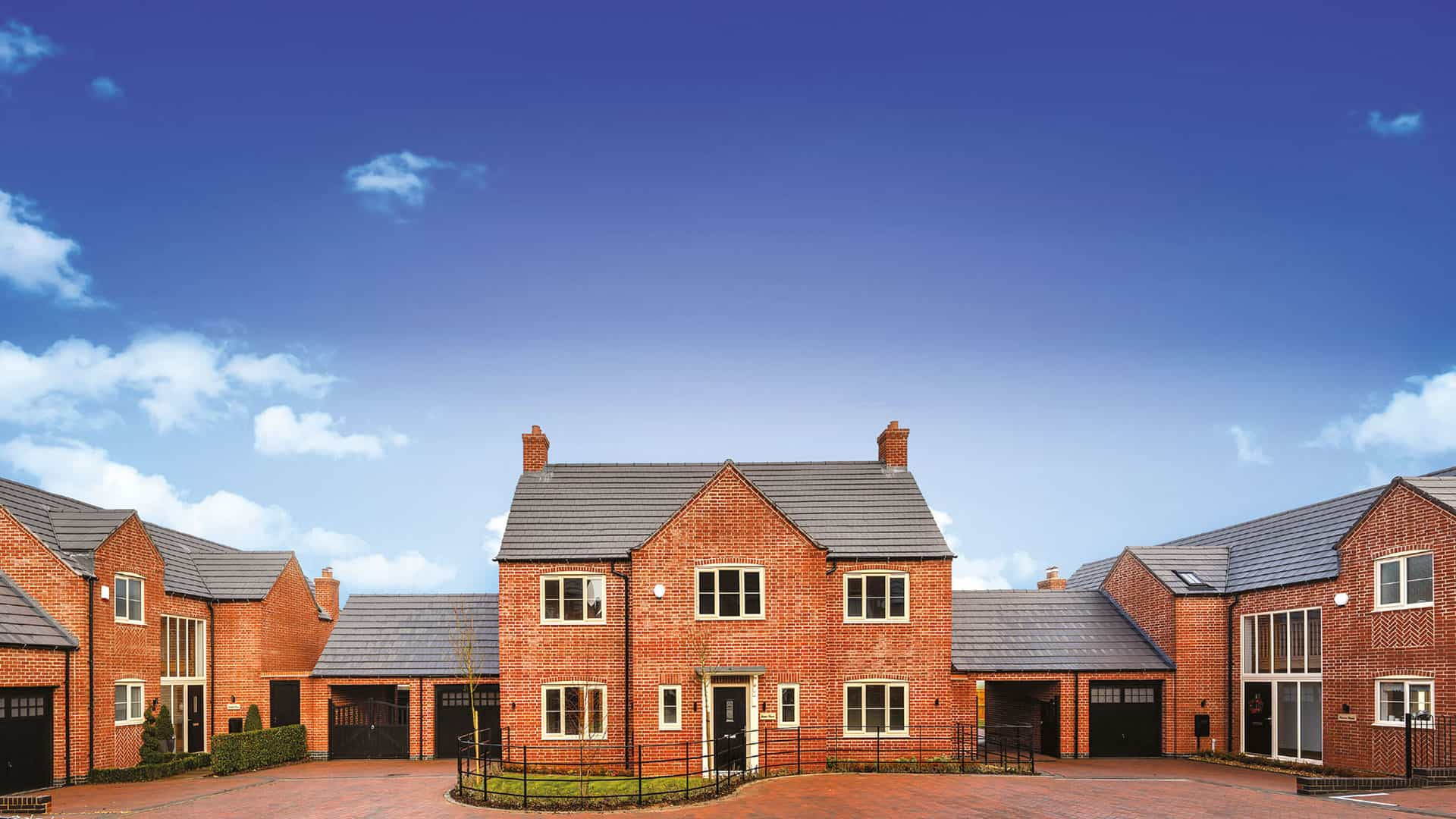 North Kilworth development leads to first UK Property Award Win